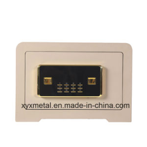 Hot Selling Great Ec27 Certificated Electronic Digital Safe for Home Jewelry Security pictures & photos