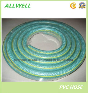 PVC Plastic Flexible Shower Braided Industrial Pipe Tube Hose pictures & photos