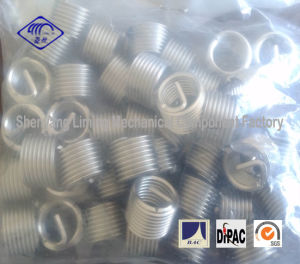 12X1.5 Wire Thread Insert Fasteners in Plastic Bag