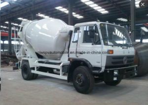 6 Cbm Cement Truck 18t Concrete Mixer for Sale pictures & photos