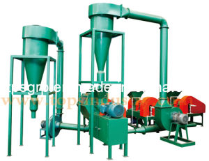 Rubber Mill Grinder Pulverizer Machine, (SLS-355; SLS-650) pictures & photos