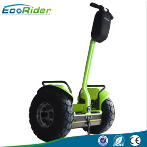 Self Balance Scooter Electric Scooter Outdoor Use, Human Transporter Electric Chariot Scooter pictures & photos