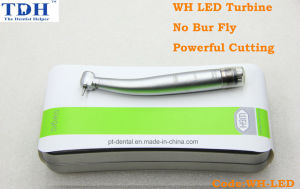 Wh Type LED Dental High Speed Turbine (TA-98-LED) pictures & photos