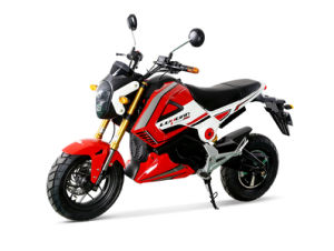 Sporty Powerful Electric Motorcycle pictures & photos