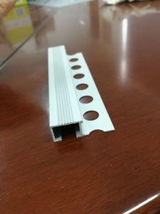 Aluminium Decorative Stair Nosing pictures & photos
