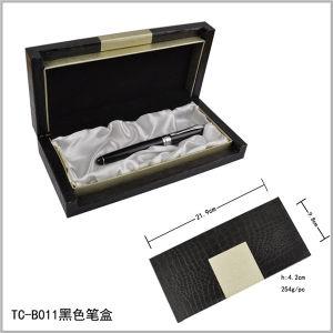 Heavy Black Laser Engraved Logo Pen Set Box pictures & photos