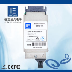 1.25G GBIC Optical Transceiver Bi-Di Made in China pictures & photos