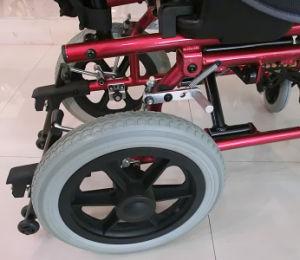 Children Reclining Wheelchair pictures & photos