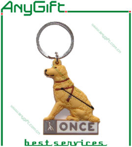 PVC Key Holder with Customized Logo and Color (LAG-PK-11) pictures & photos