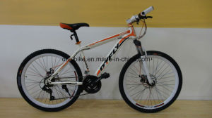 "Bike,26"" Hongze Num2, Mountain Bike, with Shimano 21s, Disc-Brake pictures & photos"