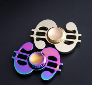 Fidget Toy Us Dollar Hand Spinner Metal Finger Stress Spinner High Quality Bearing EDC pictures & photos