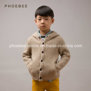 Wool Baby Boys Clothing Children Clothes for Kids pictures & photos