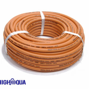 En559 Fabric Reinforced Gas Hose Rubber LPG Hose pictures & photos