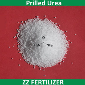 Granular Urea Prilled 46%Urea Fertilizer/Urea Prilled pictures & photos