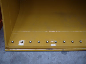 Excellent Construction Parts of Excavator Clean up Bucket pictures & photos