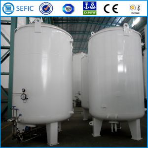Low Price Cryogenic Liquid Storage LNG Tank (CFL-20/0.6) pictures & photos