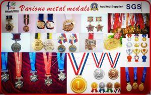 Custom Race Souvenir Medals pictures & photos