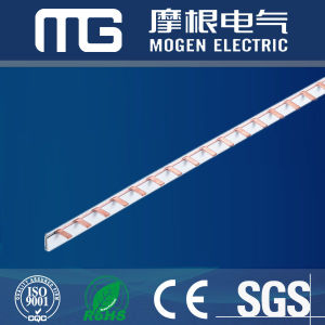 1p 63A Pin Type Copper Insulated Busbar pictures & photos