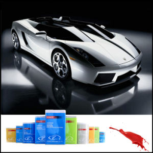 OEM Supported Heat Sensitive Liquid Chrome Car Spray Paint pictures & photos