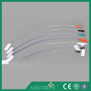 CE/ISO Approved Disposable Medical Y-Type Transparent Connector Suction Catheters (MT58029041) pictures & photos