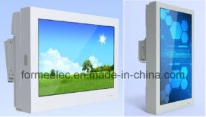 "55"" 2000nit Outdoor Advertising Player Machine with Air Conditioning Cooling pictures & photos"
