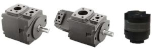Yuken PV2r High Pressure Hydraulic Vane Pump pictures & photos