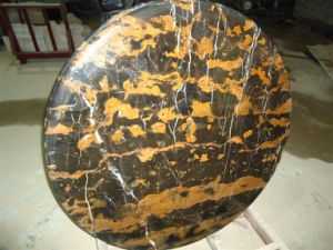 Black Gold Marble Table Tops (SC-91) pictures & photos