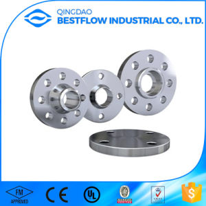 OEM Customized CNC Machining Forged Stainless Steel Flanges pictures & photos