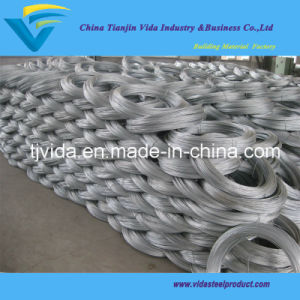 0.5mm Galvanized Binding Wire with Excellent Quality pictures & photos