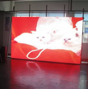 P8mm SMD3535 Rental LED Panel Display (640*640mm die-casting) pictures & photos