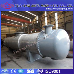 CE & UL Approved Stainless Steel Tubular Re-Boiler for Alcohol Project pictures & photos