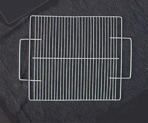 BBQ Rectangular Grilling Mesh, Non-Stick Grill Mesh for Cooking / Barbecue / Baking Grid Sheet pictures & photos