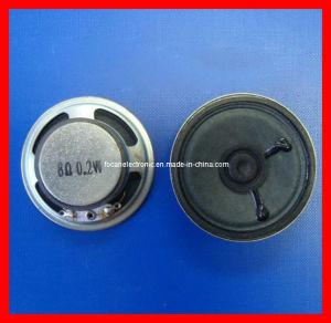40mm, 50mm, 57mm, 66mm, 78mm, 102mm 0.2W, 0.5W Mini Speaker, Small Speaker pictures & photos