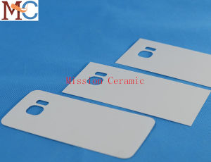 Big Size Wear Resistance Ceramic 95% Alumina Plate in Al2O3 pictures & photos
