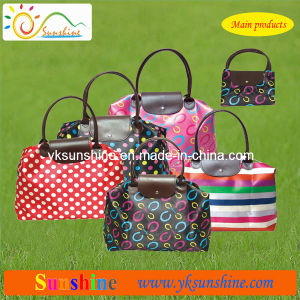 Folding Outdoor Shopping Bag (XY-504A) pictures & photos