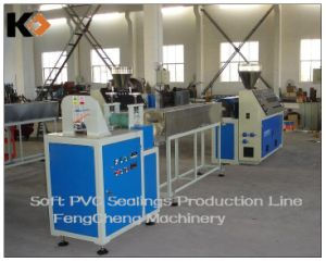PVC Soft Binding Tapes Machine pictures & photos