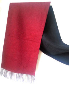 100%Cashmere Double Sides Scarf pictures & photos
