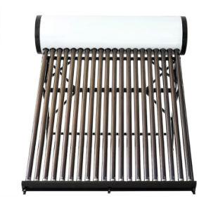 Unpressure Solar Water Heater Common Type (150701) pictures & photos