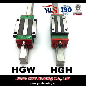 Sliding Rail System Linear Motion Guide Hgr15 Linear Bearing with Hgw15 HGH15 Linear Block