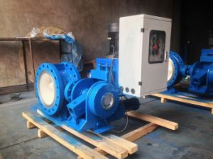 Weight Hammer Hydraulic Control Butterfly Valve
