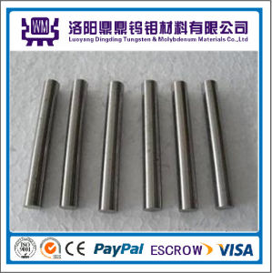 99.95% High Purity W Rod, Tungsten Bars/Rods or Molybdenum Rods/Bars Used in Electronics with Factory Price for Sapphire Growth pictures & photos