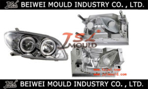 Plastic Auto Light Injection Mould pictures & photos