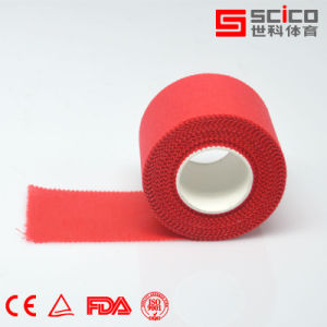 Cotton Injury Muscle Support Strong Rigid Sport Tape for Athletes