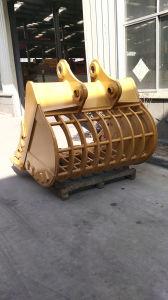 China Made Promption Price Excavator Sieve Bucket Skeleton Bucket pictures & photos