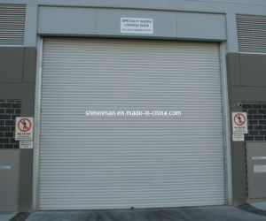 Rolling Shutter Door -11 / CE Certifed pictures & photos