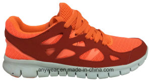 Womens′s Gym Sports Running Shoes Walking Footwear (515-5015) pictures & photos