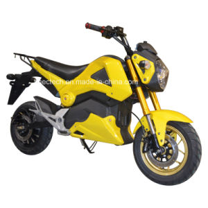 Big Power Electric Motorcycle pictures & photos