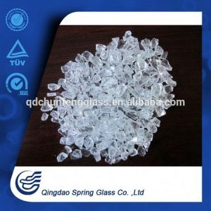 Crushed Glass for Produce Kitchen Countertops and Quartz Stone pictures & photos