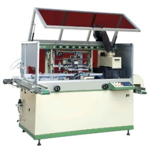 Cylinder Screen Printer Auto Screen Printer