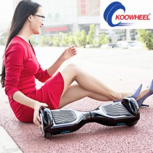 Koowheel Electric 36V Lithium Battery 100kg Loading Capacity Mini Self-Balancing Skateboard Scooter (S36) pictures & photos